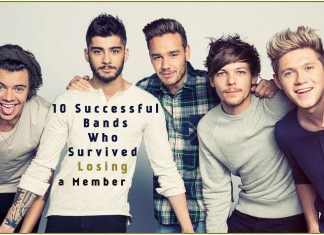 10 Successful Bands Who Survived Losing a Member