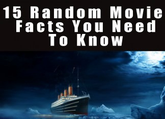 15 Random Movie Facts You Need To Know