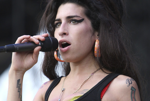 Died too young - Amy Winehouse
