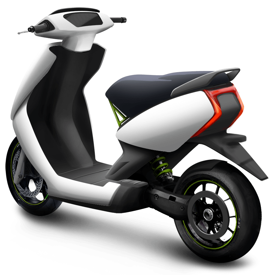 Ather Electric Scooter 2