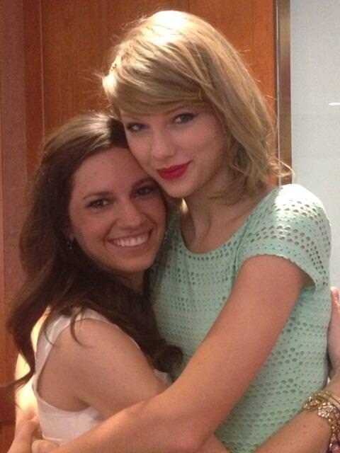 Taylor Swift fan's bridal shower