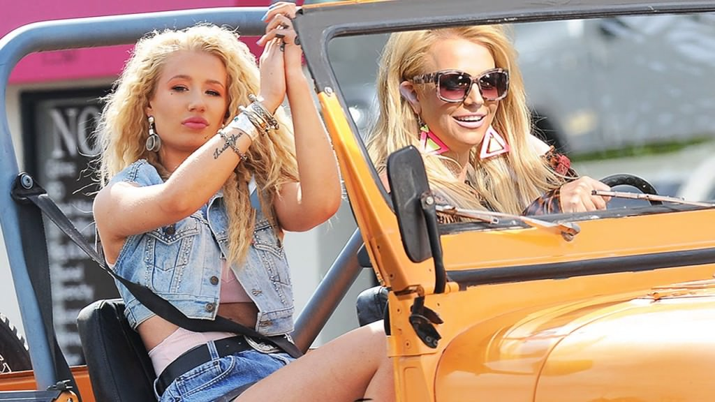 Britney and Iggy
