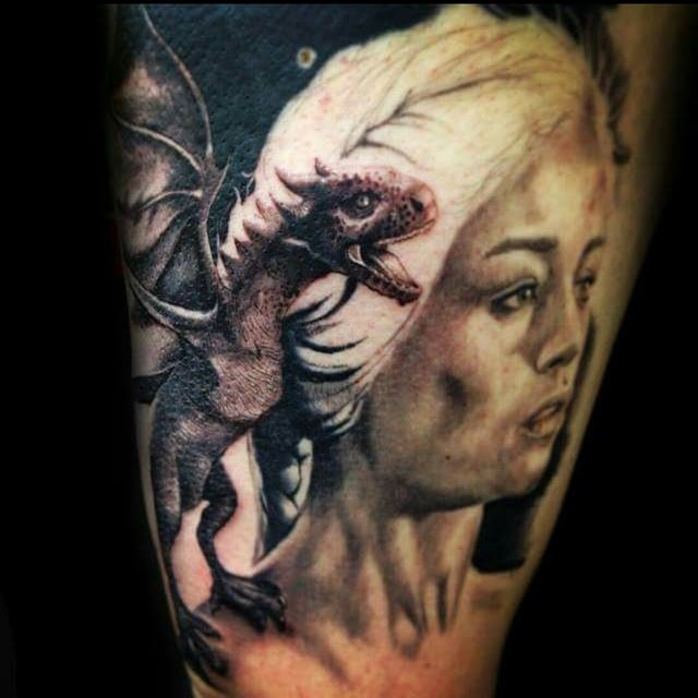 17 Best Images About Movie Tv Game Tattoos On Pinterest: 20 Game Of Thrones Tattoos That Will Make You Wish You Had One