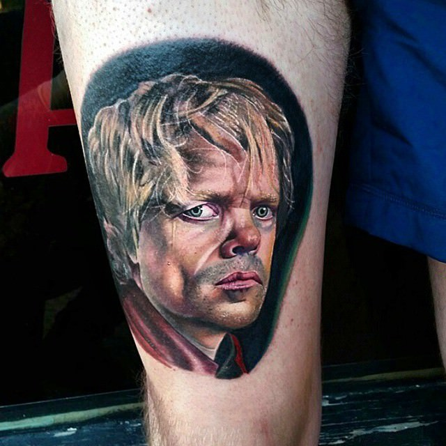 Game of Thrones tattoo 14