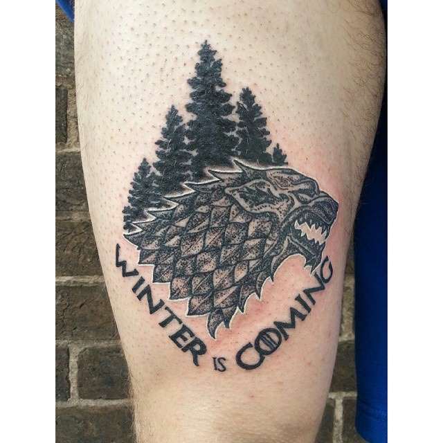 Game of Thrones tattoo 19