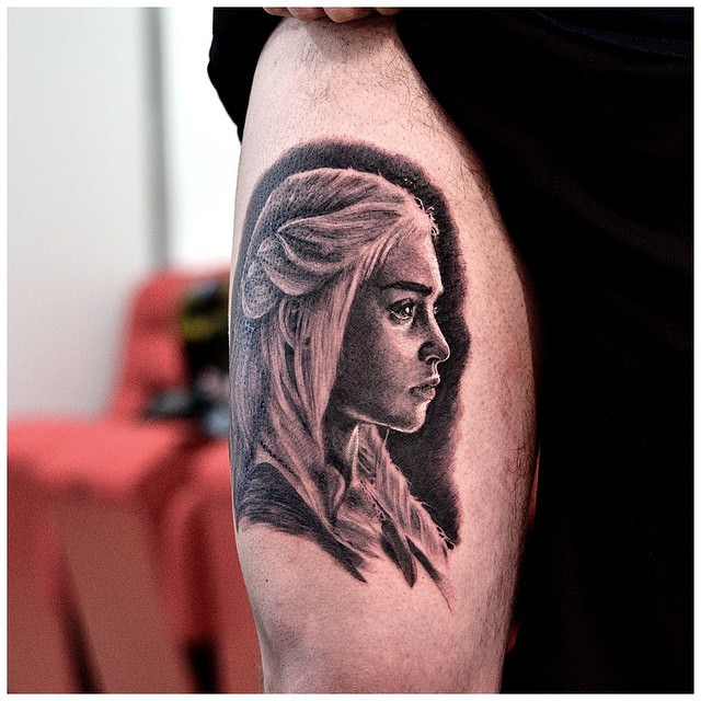 Game of Thrones tattoo 3