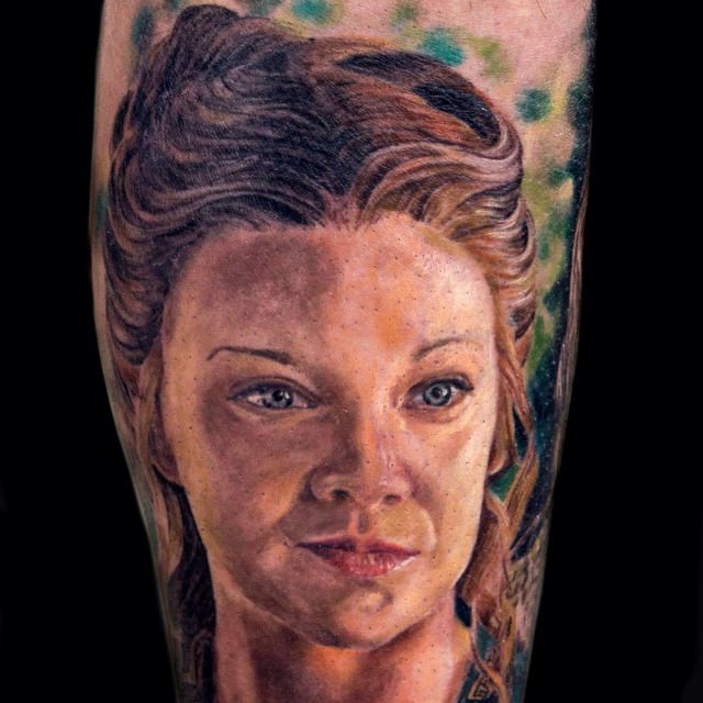 Game of Thrones tattoo 9