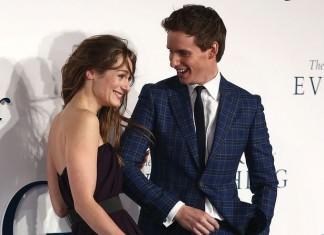 Cute celebrity couple