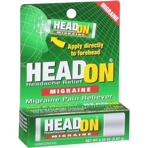Failed invention - HeadOn