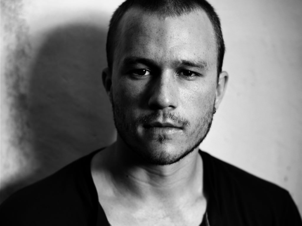 Died too young - Heath Ledger