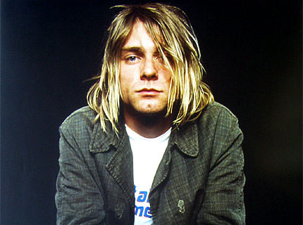 Died too young - Kurt Cobain