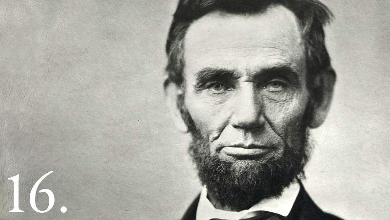 Celebrity bankruptcy - Abraham Lincoln