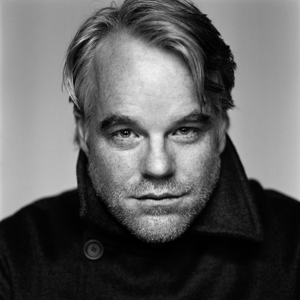 Died too young - Phillip Seymour Hoffman