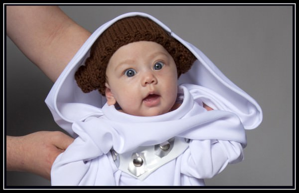 Princess Leia Baby