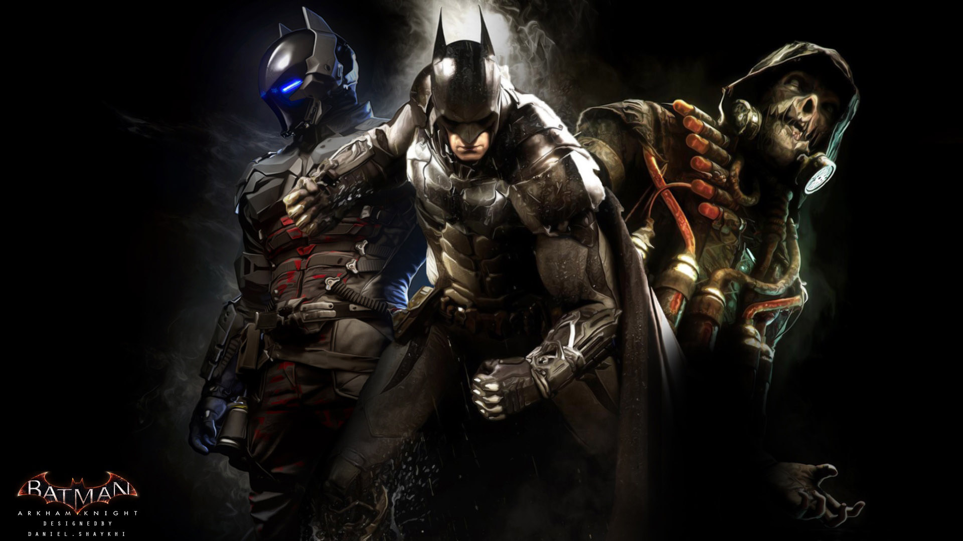 19 Reasons Why Batman Arkham Knight Is The Best In Trilogy