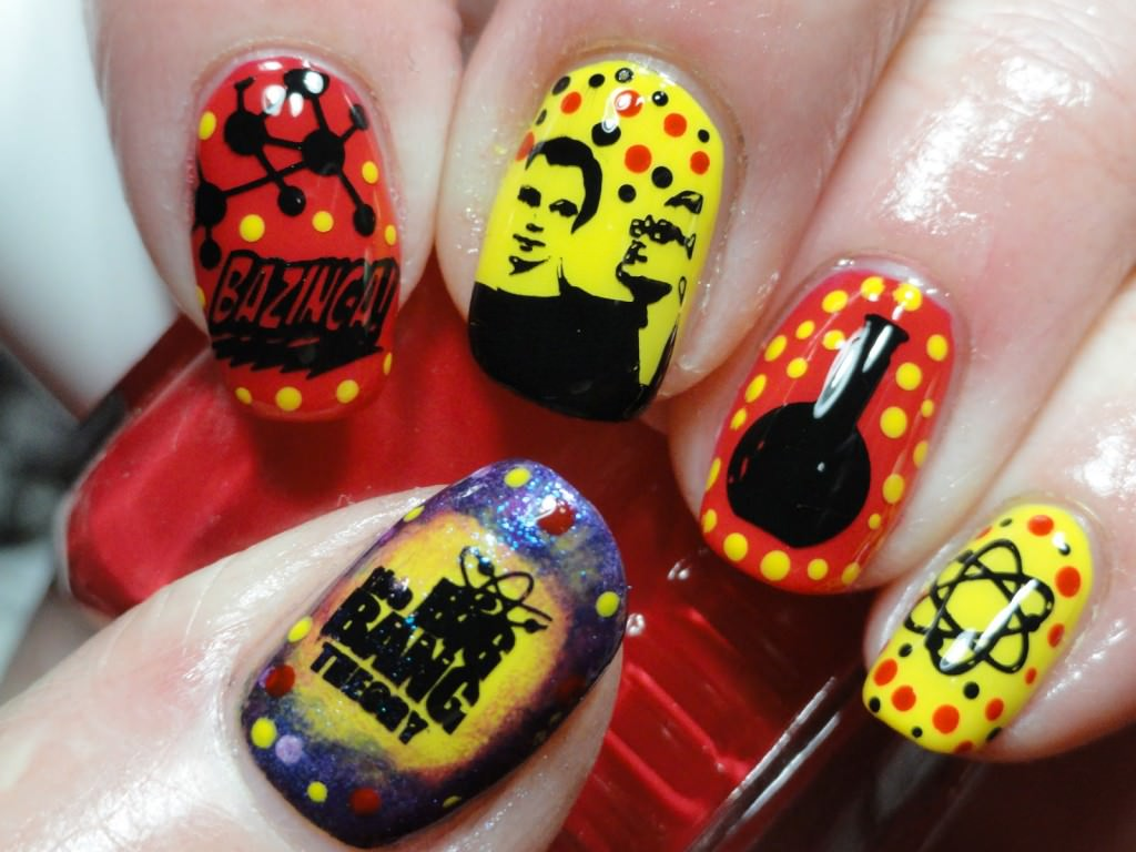 big bang nails