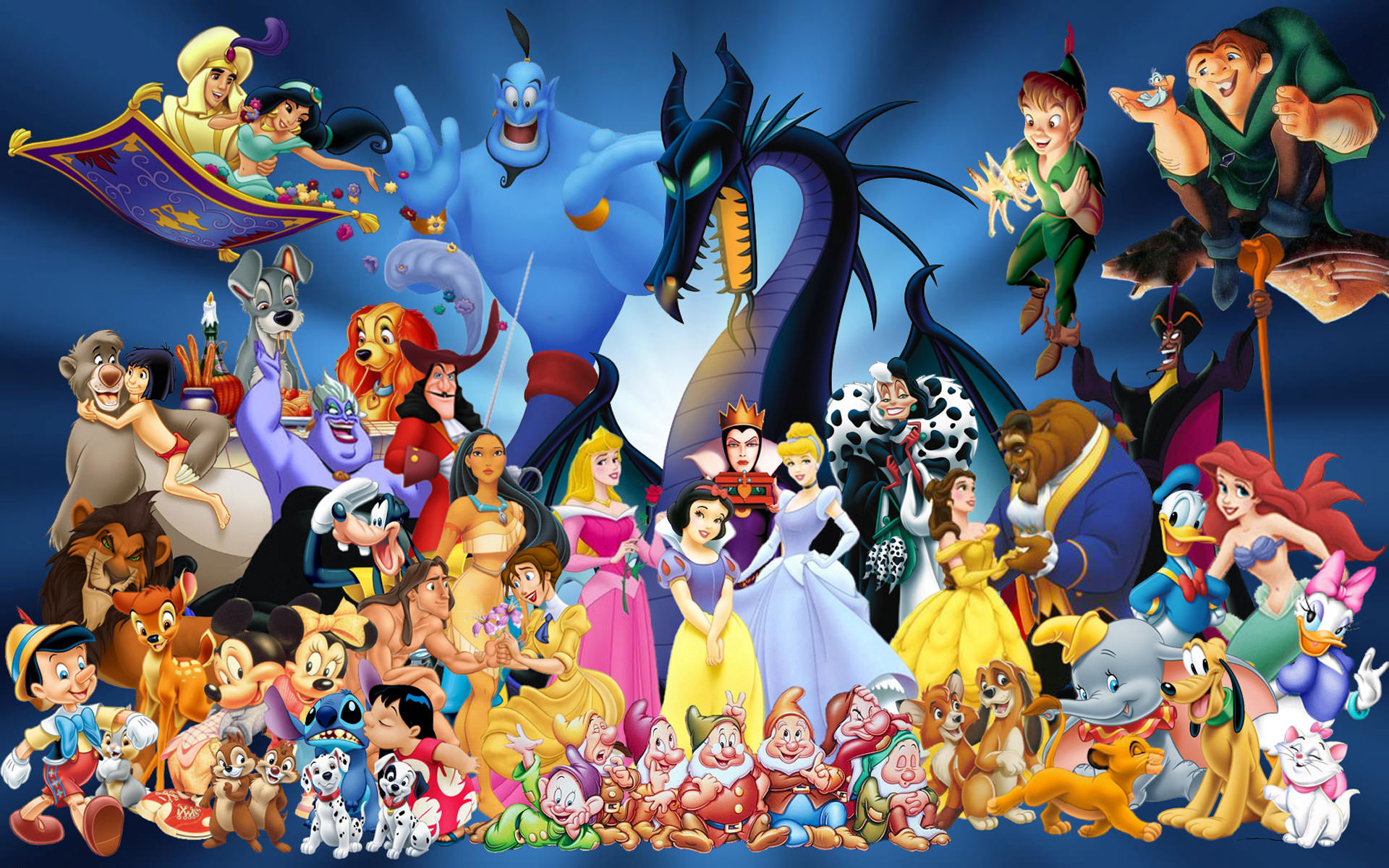 The True Stories Behind These 15 Disney Fairy Tales Will Shock You