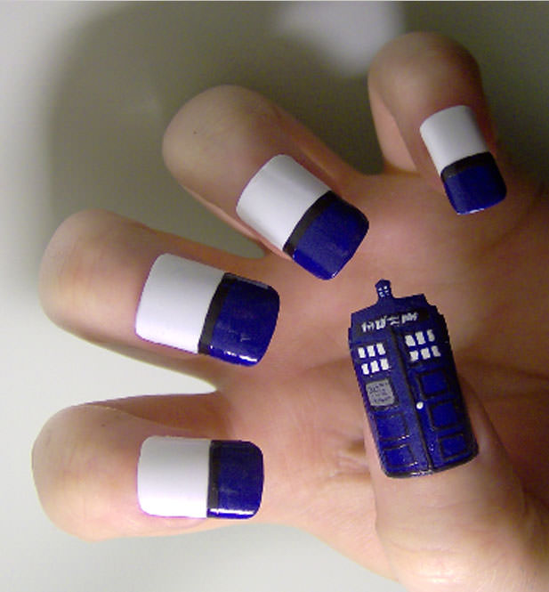 dr who nails