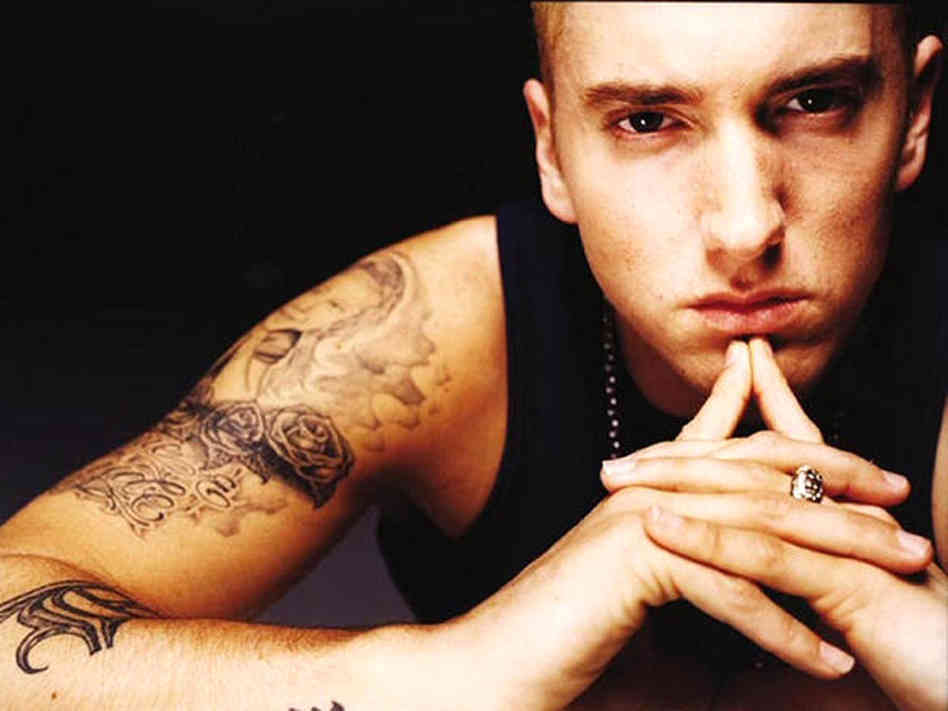 Eminem - Record for Wordiest Hit Shocking
