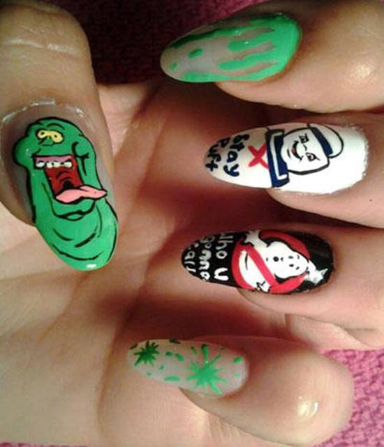 ghostbusters nails