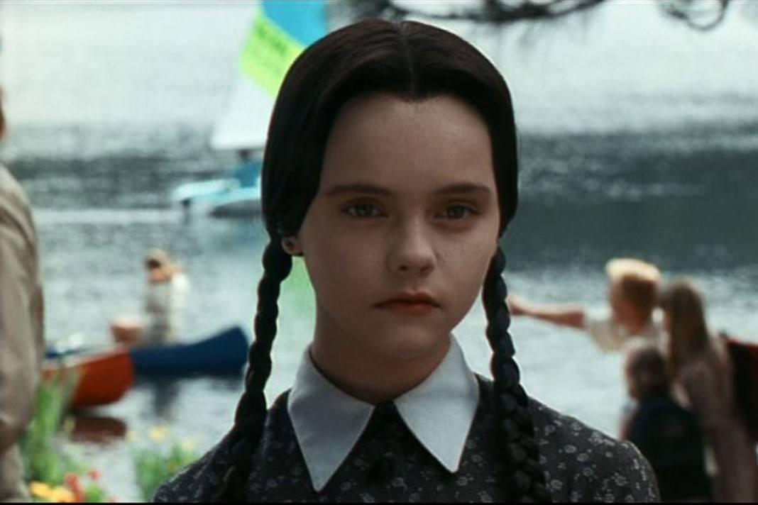 Wednesday Addams Meme Funny : Why wednesday addams was every anti social teen girls hero