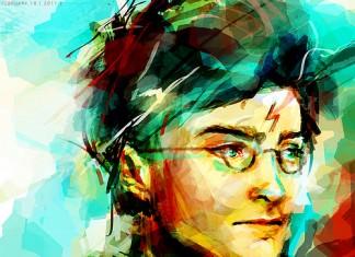 harry potter illustration for amazing harry potter tattoo
