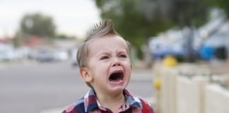 kids crying silliest reasons