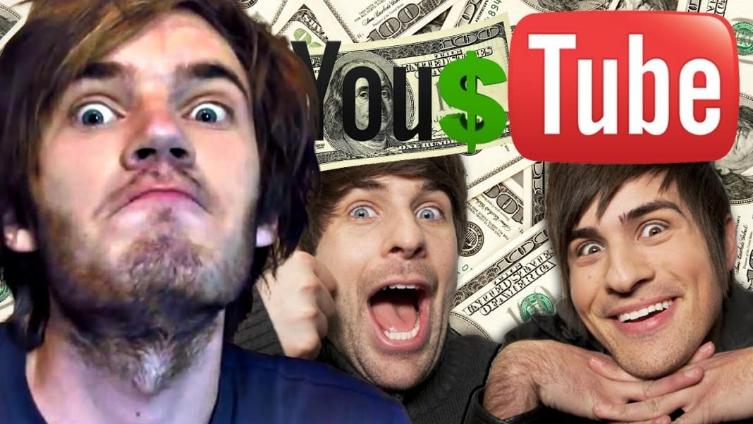 richest people on youtube