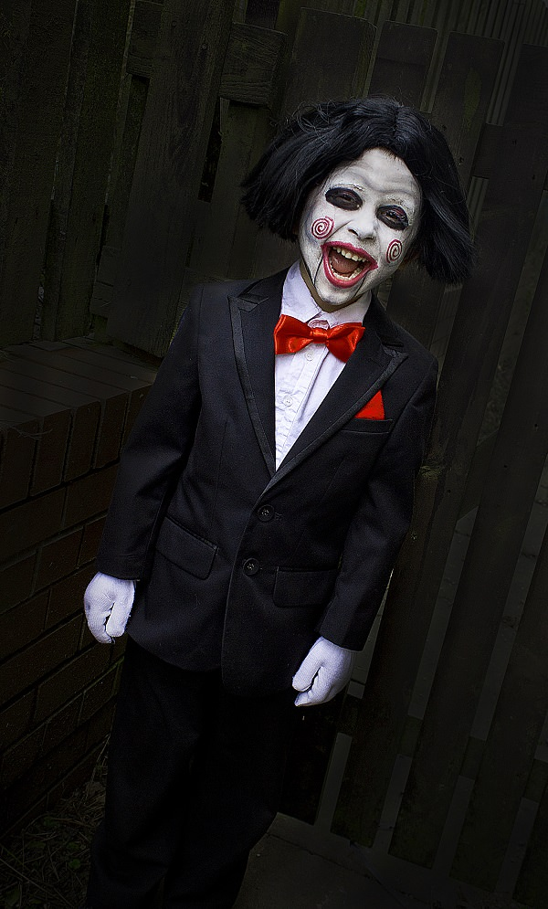 puppet from saw kid