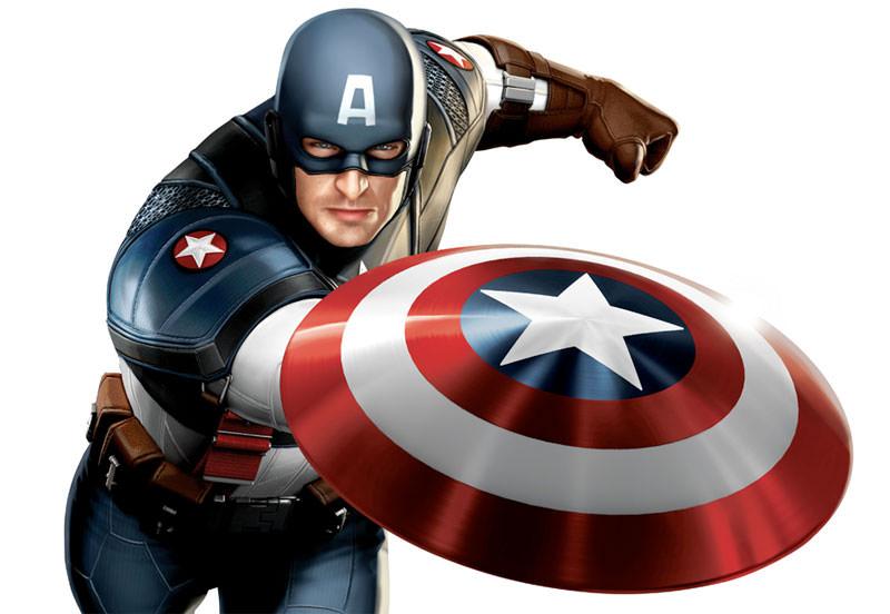 captain america 2020