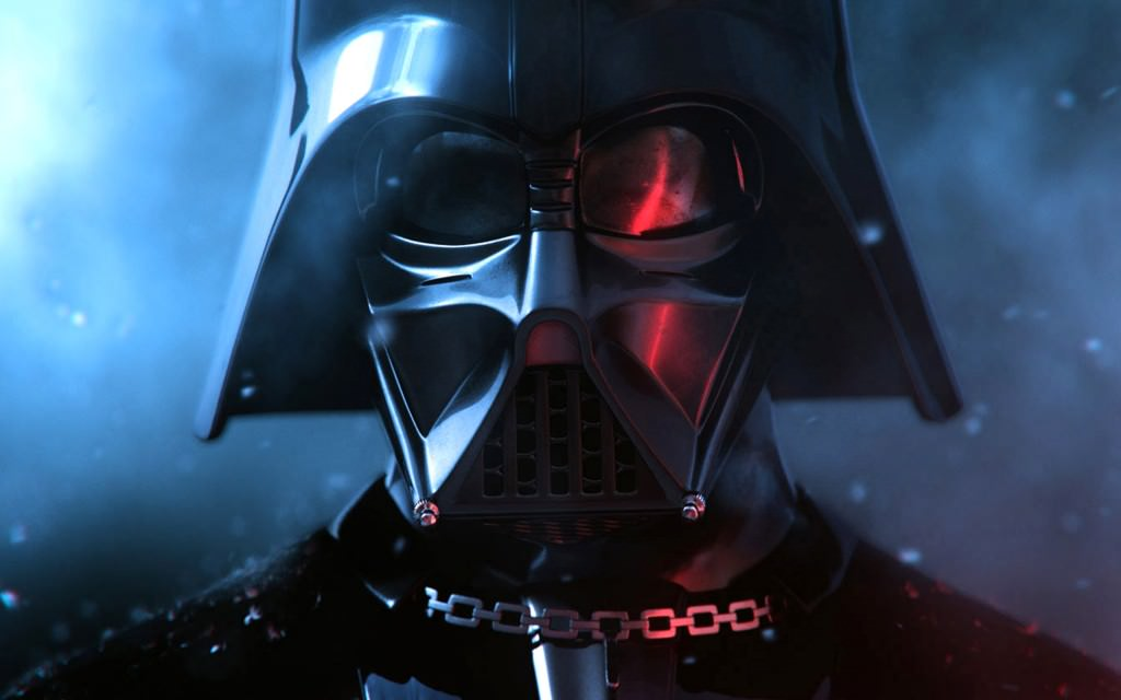 darth vader in new star wars