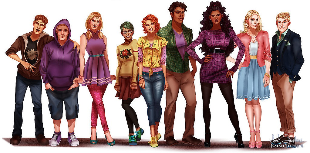Cartoon Network Characters All Grown Up