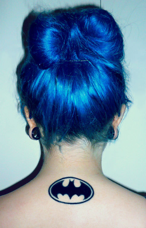 22 Gorgeous Batman Tattoos For A Batty Inspiration