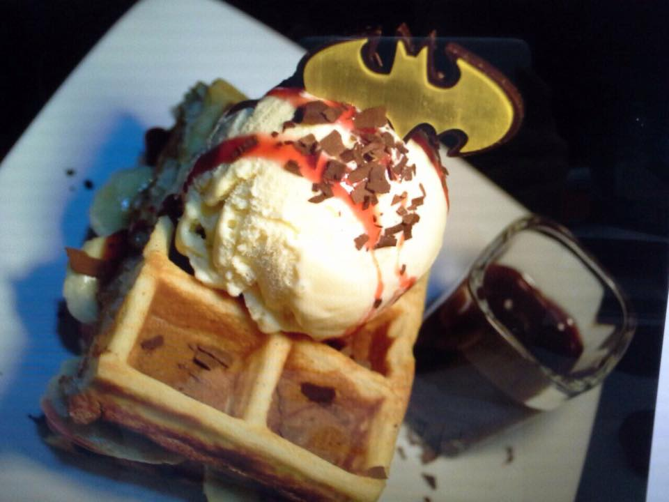batman cafe