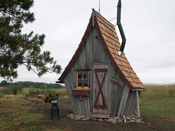 fairy tale architecture