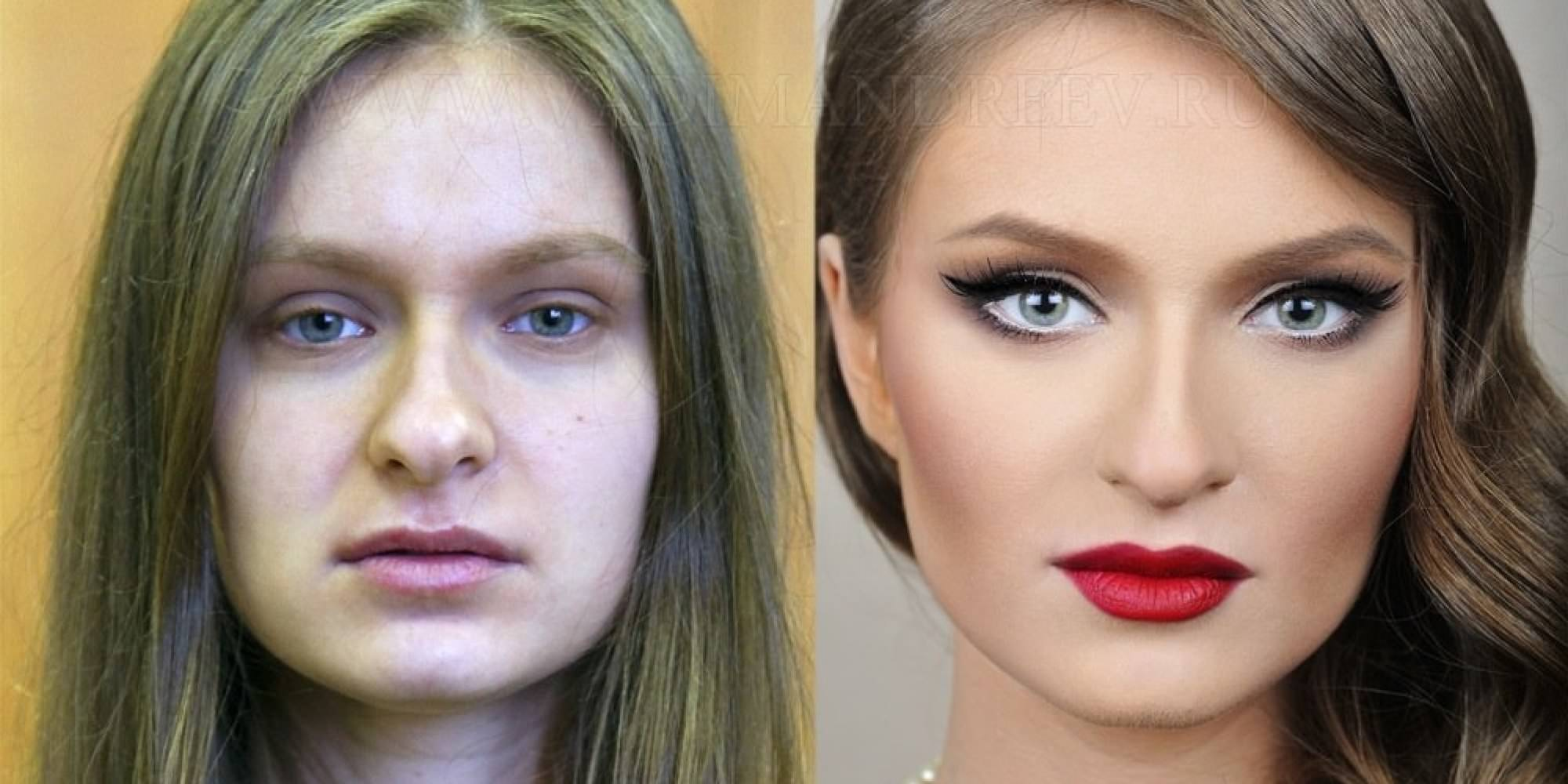 Man Sues Wife After Seeing Her without Makeup , The 10