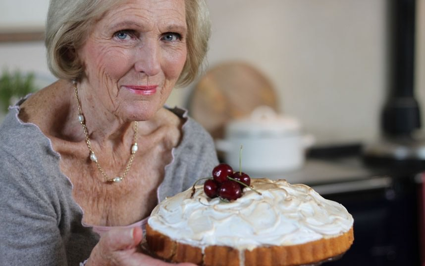 facts about Mary Berry