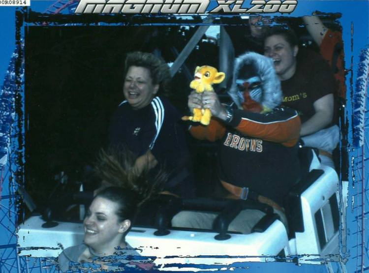 roller coaster picture