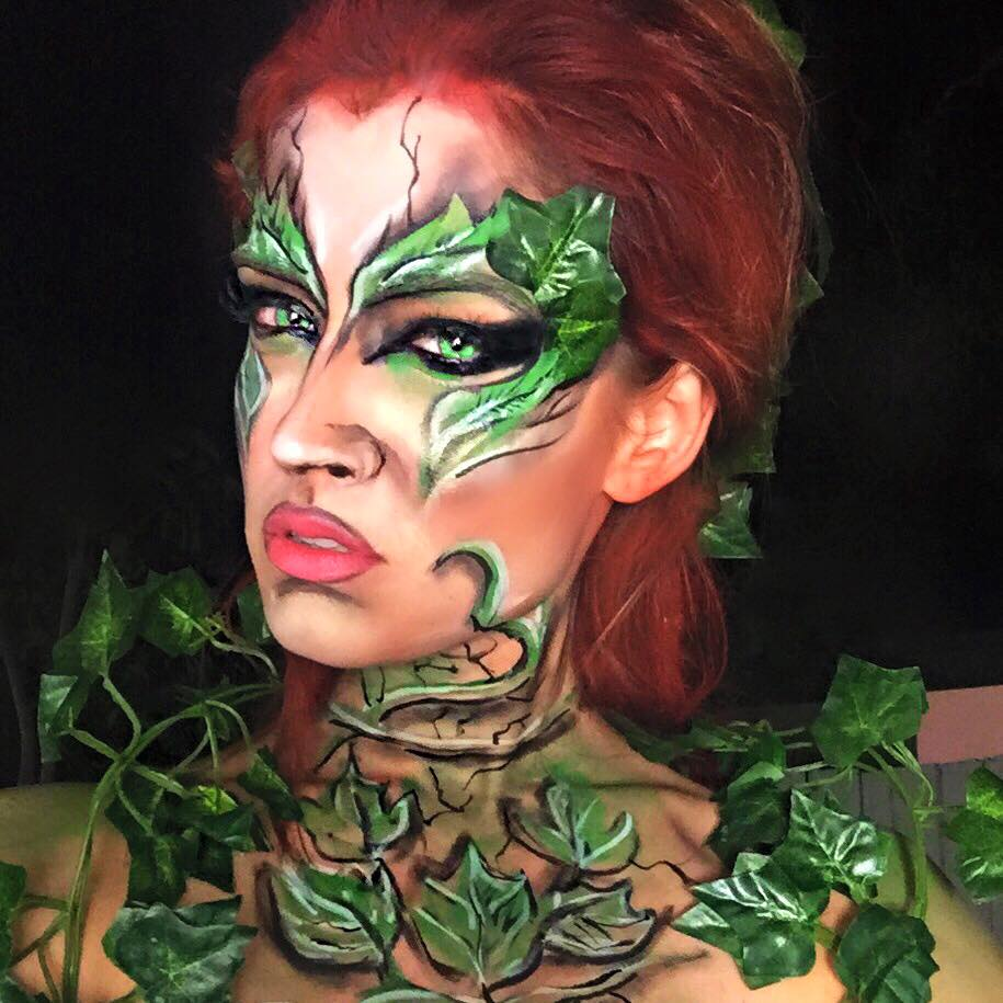Rebecca Swift as Poison Ivy