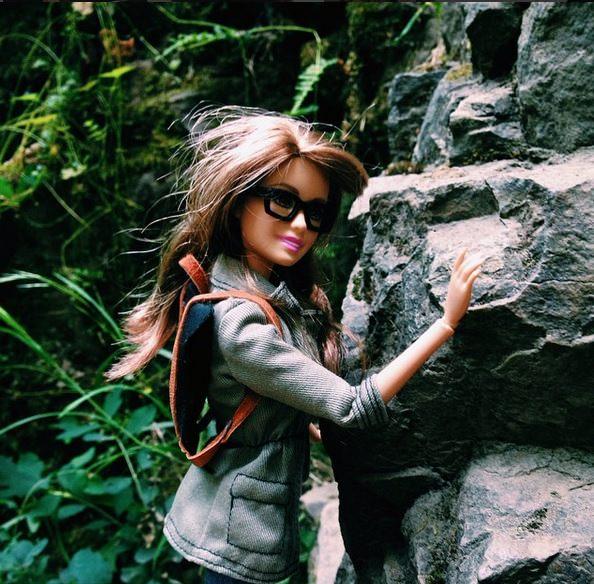 Via Instagram/Socality Barbie