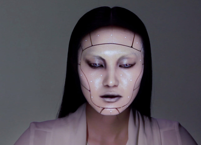 Project face mask, Android
