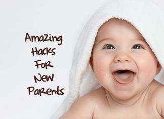 Amazing Hacks For New Parents