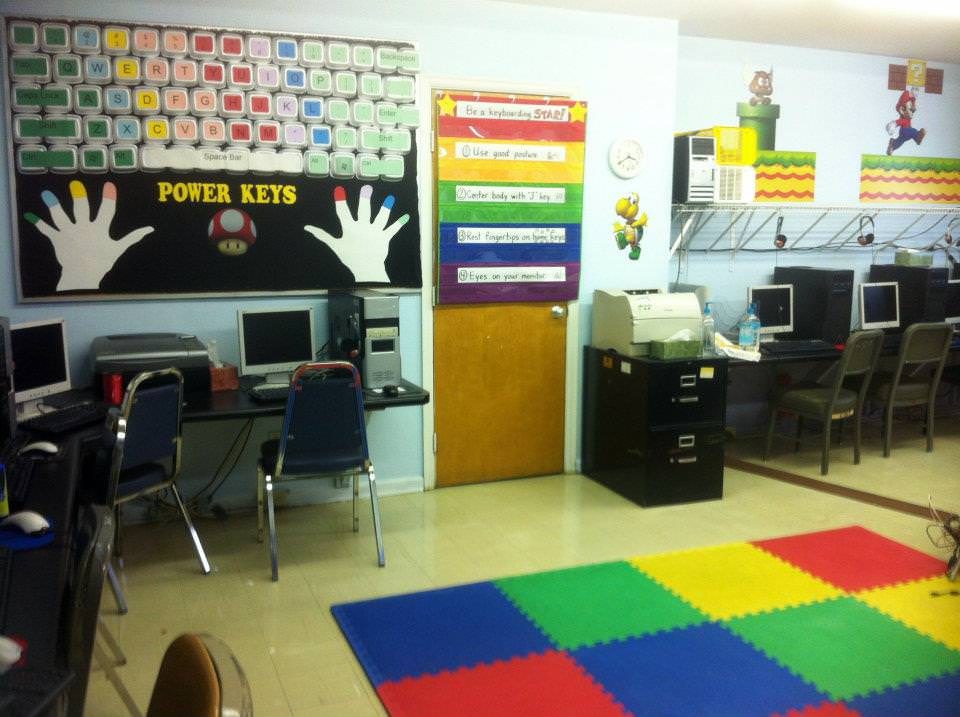themed classroom