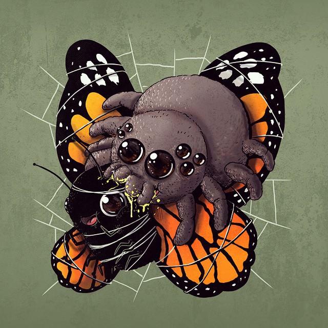 cute prey