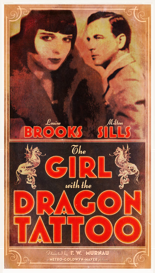 vintage poster