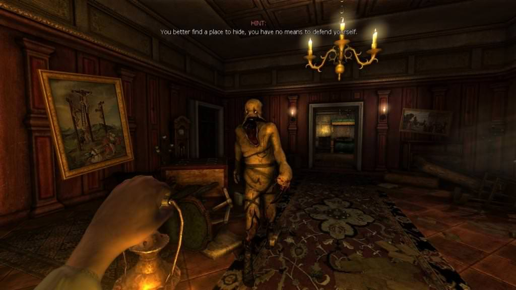 The Best Horror Games To Play Over Halloween - 9 Games that