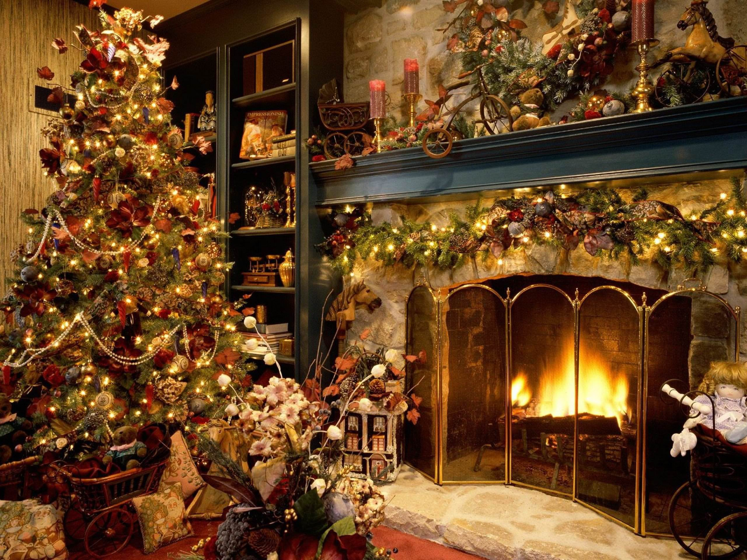 15 Great Living Room Christmas Decorations Ideas For Inspriation