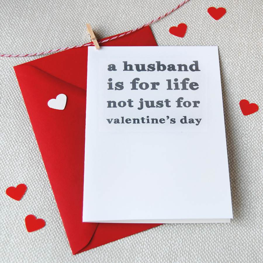 10 Hilarious Non Clich Valentines Card You Must Buy This – Things to Write in Valentines Day Cards