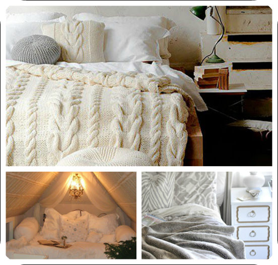 10 ways you can make your bedroom so cozy you won 39 t need for Bedroom ideas cosy