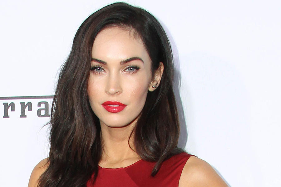 is megan fox vegan